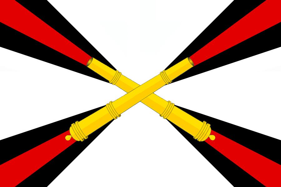 артиллерийский флаг фото смерти